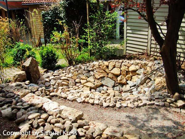 Wasserspiele for Gartenteich klein